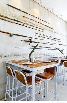 This Muizenberg Restaurant Is a Seaside Delight! Tropical Houses, Great View, High Quality Images, Restaurant, Glass, Interiors, Cape Town, Photography, Seaside