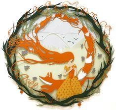 Sarah Dennis—Beautiful Paper Art