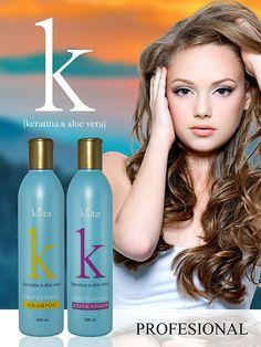 Elaborado con los más selectos ingredientes naturales, extracto de aloe vera y Keratina. Ideal para todo tipo de cabello, lo fortalece y repara las puntas abiertas, le devuelve la vida y otorga un excelente brillo y sedosidad.  No dejes de probar la linea K Profesional de Kaita: Shampoo y Acondicionador con Keratina. https://www.linio.com.pe/p/kaita-shampoo-keratina-profesional-x500ml-jry874
