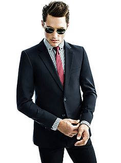 European suit from Simons