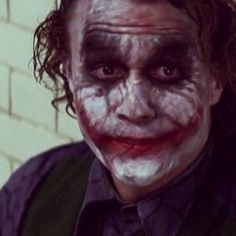Who, me?  The Joker, TDK