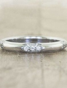 Abby | Ken & Dana Design #wowincredible! #weddingring Classic Wedding Rings, Custom Wedding Rings, Wedding Rings Vintage, Wedding Rings For Women, Vintage Engagement Rings, Pear Shaped Engagement Rings, Engagement Ring Shapes, Buying An Engagement Ring, Cushion Cut Engagement Ring