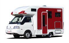 カービィRWB エクステリア | キャンピングカーと福祉車両の専門店-東和モータース販売
