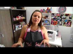 Colocando Foto ou Desenho em tecidos - YouTube
