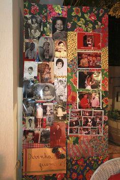 festa junina Diy And Crafts, Arts And Crafts, Malu, Diy Party, Photo Wall, Display, Creative, Wedding, Home Decor