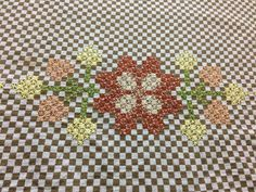 Cute Embroidery, Cross Stitch Embroidery, Chicken Scratch Embroidery, Toy Craft, Patch Quilt, Bargello, Hand Stitching, Projects To Try, Quilts