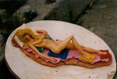 la donna nuda