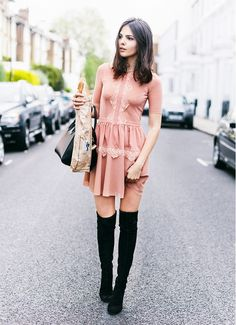 9 Awesome Blogger Outfits To Inspire You This Weekend via @Who What Wear