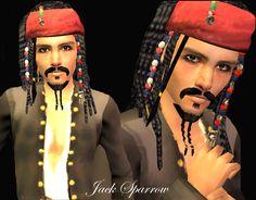 Johnny Depp as Jack Sparrow Jack Sparrow, Johnny Depp, Halloween Face Makeup, Captain Jack Sparrow