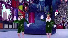 Новогодний танец от Travel-mylife