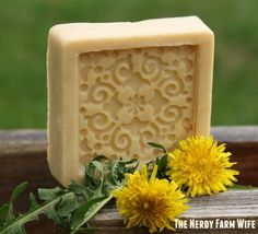 While Honey & Dandelion Soap is one of the most popular cold process recipes on my blog, I've often gotten questions about how to make it using a crock pot (hot process) instead. Since dandelions are