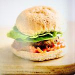 Carrot, Cumin and Kidney Bean Burger This burger is where the media storm began, and dubbed 'the burger' because of the low cost of the ingredients used to make it, it's one of my most popular recipes. A can of value range red kidn. Bean Recipes, Burger Recipes, Veggie Recipes, Vegetarian Recipes, Cooking Recipes, Vegan Meals, Vegan Food, Veggie Bbq, Vegetarian Meatballs