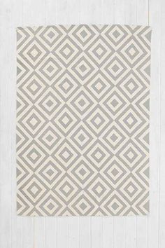 Assembly Home Inverted Diamond Rug - Urban Outfitters