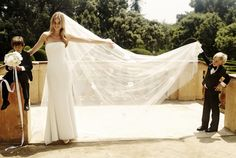 editorial vestido de noiva vogue