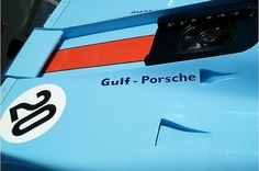 Gulf - Porsche 917K