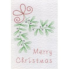 Free Sweet Violet paper embroidery pattern in Free E-patterns e-patterns at Stitching Cards - ePatterns for paper embroidery Christmas Border, Christmas Bells, Christmas Cards, Embroidery Cards, Embroidery Stitches, Embroidery Patterns, Card Patterns, Stitch Patterns, Stitching On Paper