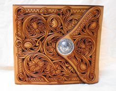 amazing talent....beautiful! crisp and clean lines.....Andy Stevens Saddlery : Custom Leather Accessories-SR