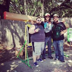 Your #ExecutiveDirector @canothenameyouknow #DeputyDirector @cubancarl and #ExecutiveSecretary @looshes_labs #HangingOut buy the #worldfamousblunt at @tampabaycarnival! #worldfamousgiantblunt #giantblunt #blunt #Carnival #Caribbean #CaribbeanCarnival #cflnorml #norml #legalizeit #legalizecannabis #legalizemarijuana #medicalmarijuana #medicalcannabis #RegulateMarijuanaLikeAlcohol #saintpetersburg #tampa #TampaBay #orlando http://ift.tt/1SG4OsC
