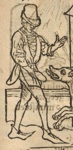 Aesopus Vita et Fabulae [Augsburg]: [Georg Stuchs], ca. 1480 Inc. 4° 83188  Folio 79