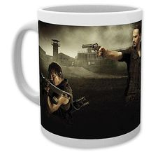 THE WALKING DEAD TASSE DARYL UND RICK Hier bei www.closeup.de