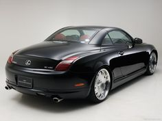 Lexus SC430: saw one today and my heart skipped a beat <3