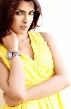 Priyanka Chopra, the former Miss World