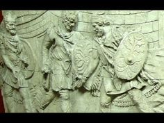 Soldiers (probably barbarian) wearing breeches, or braccae Greek Chiton, Teaching Latin, Wax Tablet, Roman Roads, Respect Women, Roman Soldiers, Roman Fashion, Military Gear, Dark Ages