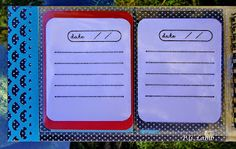 Peachy Paper Crafts Part Deux: Year >> Noted, National Papercrafting Month Blog Hop