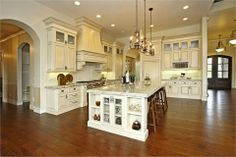 Boise Spring Parade of Homes, Creekside Homes:  Great layout and finishing
