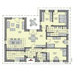 die 78 besten bilder von hauspl ne grundriss bungalow haus grundriss und haus pl ne. Black Bedroom Furniture Sets. Home Design Ideas
