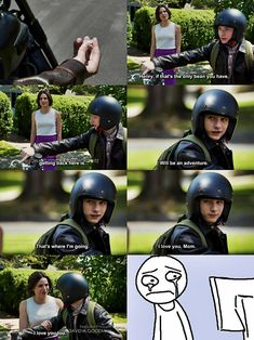 I'm crying, poor Regina. She is the best, she learned to be simply the best mom for him! ❤ TV Time - Once Upon a Once Upon A Time Funny, Once Up A Time, Gambit Wallpaper, Ouat Cast, Outlaw Queen, I Want To Cry, Dc Memes, Tv Times, Captain Swan