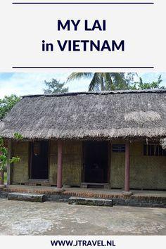 In 1968 vond in My Lai tijdens de Vietnamoorlog een verschrikkelijk bloedbad plaats. Het bloedbad van My Lai is het beschamendste hoofdstuk van de Amerikaanse inmenging in Vietnam. Wil je meer weten wat er in 1968 in My Lai is gebeurd, lees dan mijn website. #mylai #vietnam #vietnamoorlog #jtravel #jtravelblog