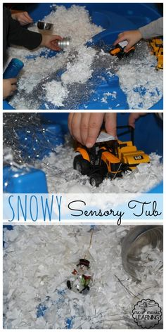 Sensory Snow