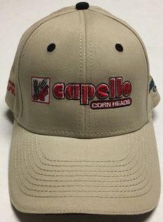 Capello Corn Heads Hat Agriculture Farming Sioux Falls South Dakota Cap  Promo SD  25338b19c173