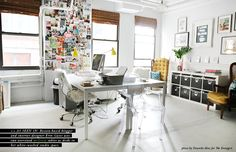 The Everygirl's 10 Favorite Ikea Finds // melltorp white dining table desk // $59.99 // Erin Gates office