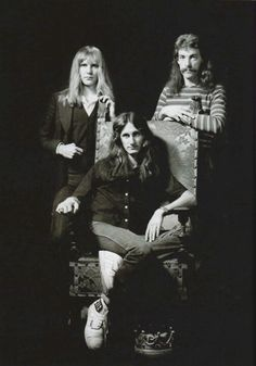 Rush - superb musicians and writers. Intelligent, independent, generous, modest, hard working, inspirational musicians.