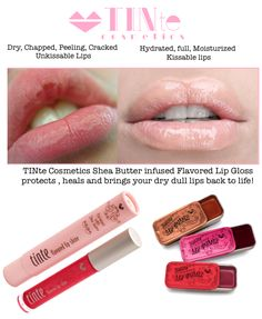 The BEST Lip Gloss for Chapped Lips!