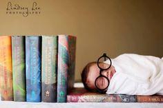 Baby fã Harry Potter