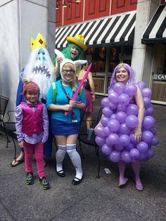 adventure time costumes #costumes #halloweencostumes                                                                                                                                                                                 More