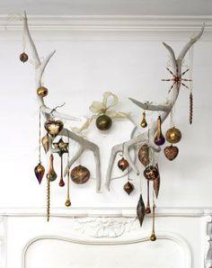 Alternative to the modern Christmas tree                                                                                                                                                                                 More