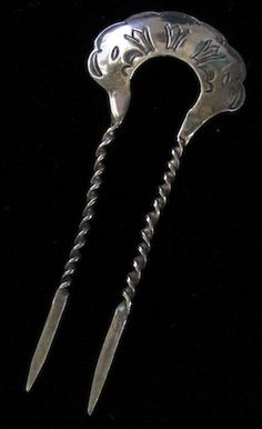navajo pawn hairpiece