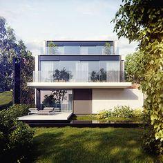 KMA Kabarowski Misiura Architekci - Poland; Photosensitive House