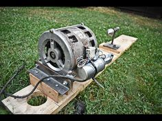 2 GENIUS DIY IDEAS MADE FROM WASHING MACHINE MOTOR - YouTube