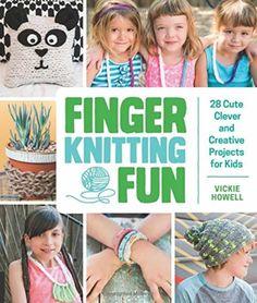 Finger Knitting Fun for Kids