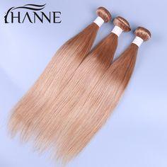 $117.26 (Buy here: https://alitems.com/g/1e8d114494ebda23ff8b16525dc3e8/?i=5&ulp=https%3A%2F%2Fwww.aliexpress.com%2Fitem%2FGood-Quality-Brazilian-27-30-613-Blonde-Straight-Virgin-Hair-3-Bundles-7A-Honey-Blonde-Brazilian%2F32570458954.html ) Honey Blonde Brazilian Hair Extension #27/30 Virgin Brazilian Straight Hair 3 Bundles Cheap Blonde Human Hair Weave Weft for just $117.26