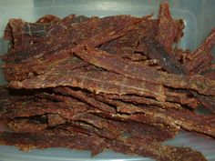 20 Recipes for beef Jerky