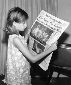 July 21, 1969 Walk on the Moon