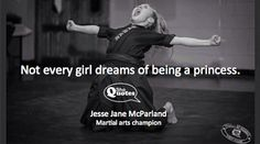 Jesse Jane McParland is a Golden Dragon #SheQuotes #Quote #girls #athletes #health #fitness #confidence #self-esteem #sports #fun