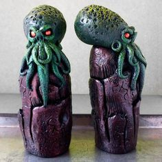 Vintage Goods Cthulhu Pocket Idol - Geek Chic - PARTY FAVORS!