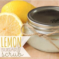 This is a guest post from Gabby at Essentially Eclectic Happy Monday! This is Gabby back again from Essentially Eclectic, and today I wanted to share with you a quick tutorial on how to whip up your own simple sugar scrub for way less than the cost of expensive store-bought skin moisturizing and exfoliating products. If you've never made a sugar scrub before, you're really in for a treat!  It makes a great gift, and quite frankly with Mother's Day just around the corner you simply can't go…